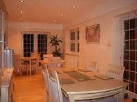 Oakhurst Bed & Breakfast - dining area