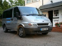 Oakhurst Bed & Breakfast - mini bus