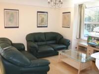 Oakhurst Bed & Breakfast - sitting room