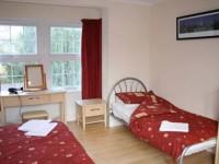 Oakhurst Bed & Breakfast - family room